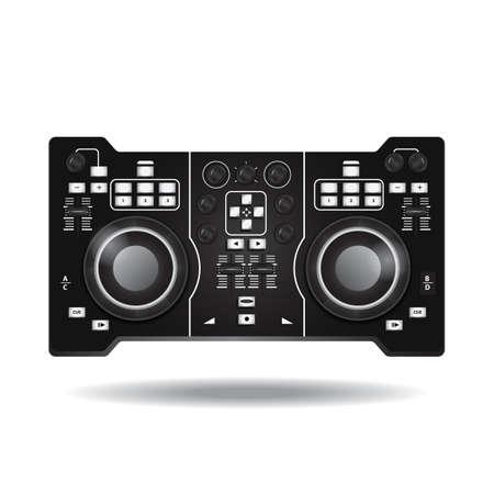 DJ 믹서 스톡 콘텐츠 - 81538101