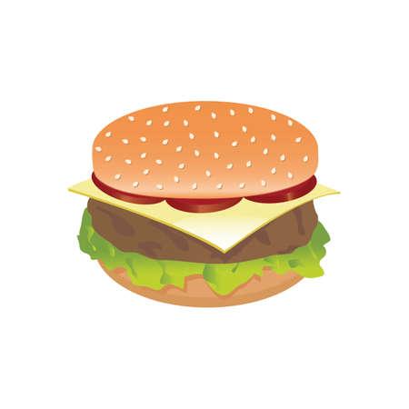 Hamburger Foto de archivo - 81536719