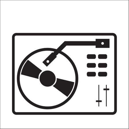 Platine DJ Banque d'images - 81538125