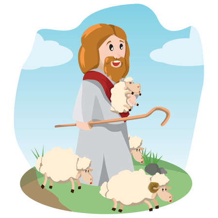 Jesus 版權商用圖片 - 81538132