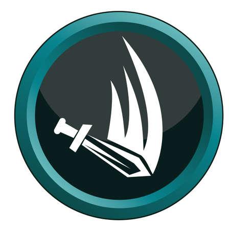 Schwert Vektorgrafik