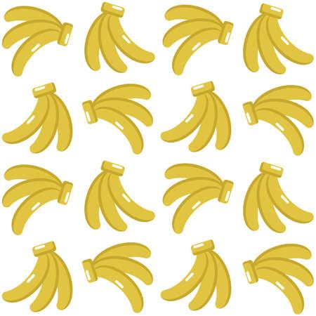 Bananas background Reklamní fotografie - 81538164