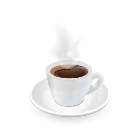 cup of hot coffee 스톡 콘텐츠 - 106673885