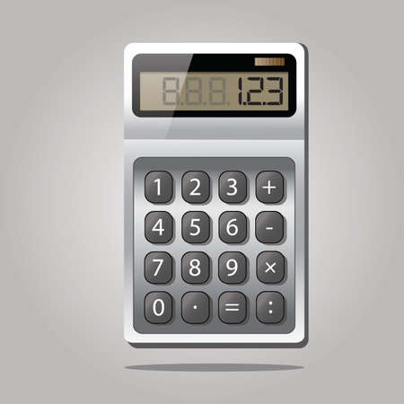 calculator Stock Illustratie