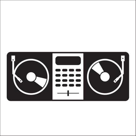 DJ 믹서 스톡 콘텐츠 - 81538215