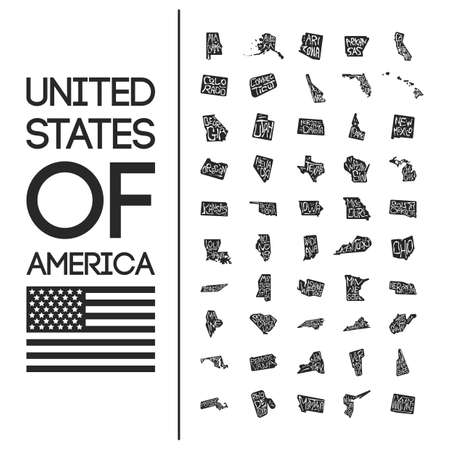 collection of united states of america