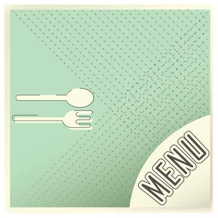 レストランメニューデザイン