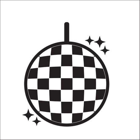 Disco ball Иллюстрация