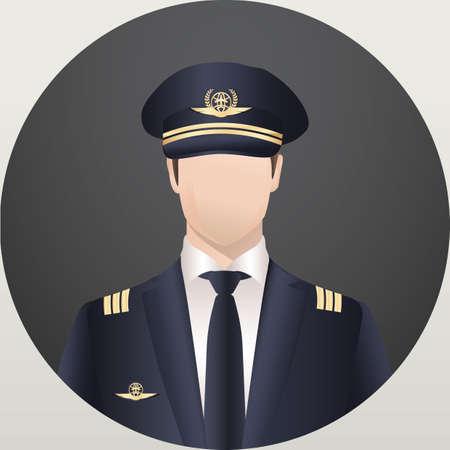 pilot Stock Illustratie