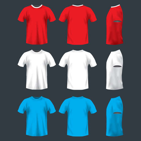 mans t-shirt