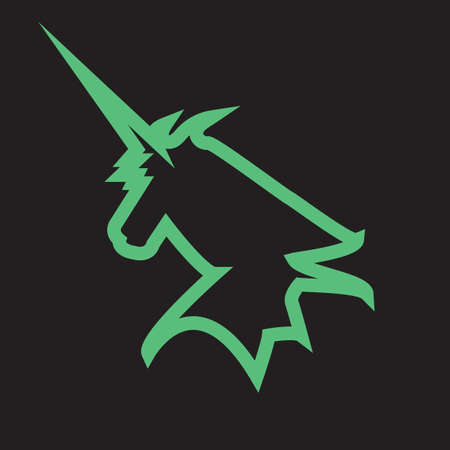 unicorn Иллюстрация