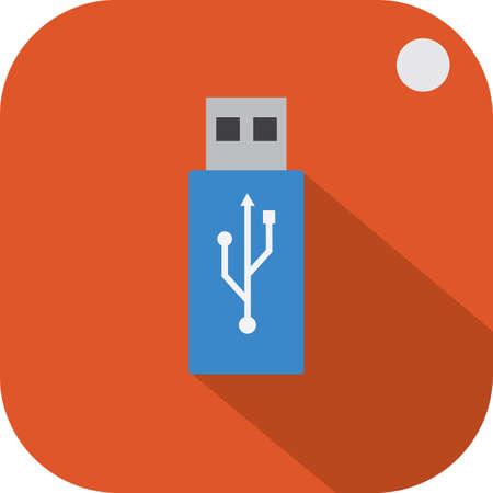 usb flash drive tag