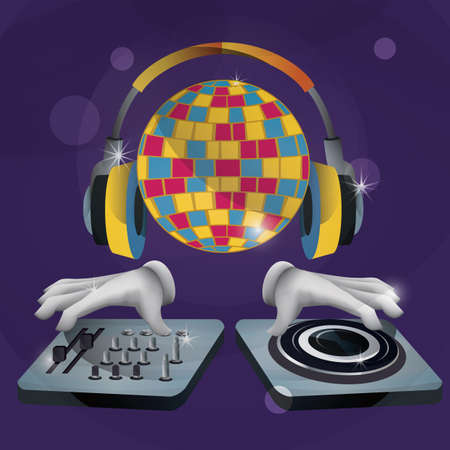 DJ-apparatuur