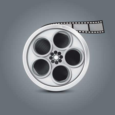 film reel 스톡 콘텐츠 - 106674029