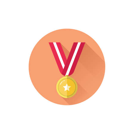Goldmedaille.