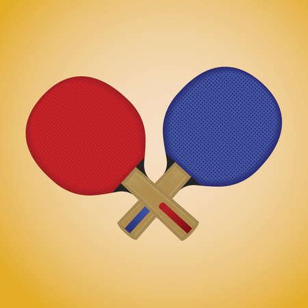 Table tennis rackets