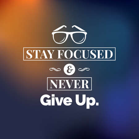 motivational quote  イラスト・ベクター素材