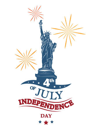 usa independence day poster Çizim