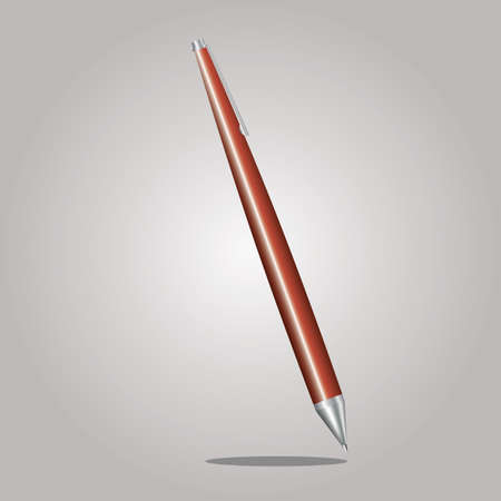 pen Stock Illustratie