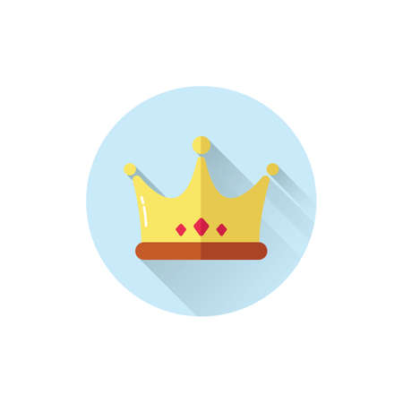 Kroon illustratie.
