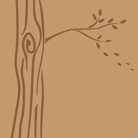 木のトランクの壁紙