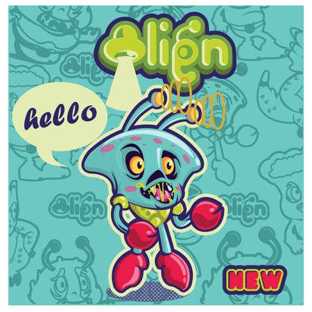 alien character design