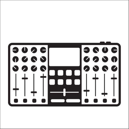 console mixer
