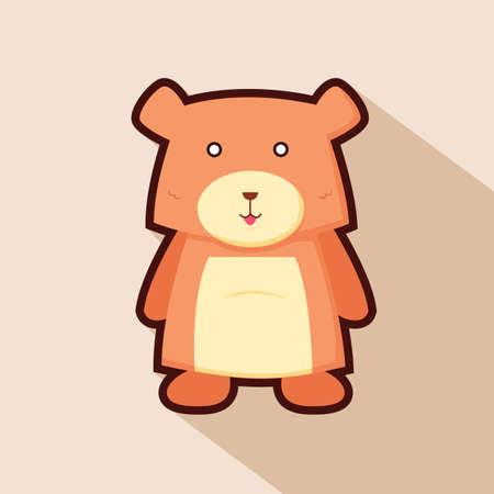 bear 向量圖像
