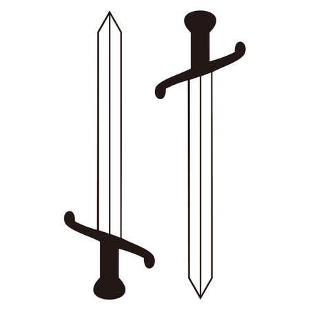 sword 일러스트