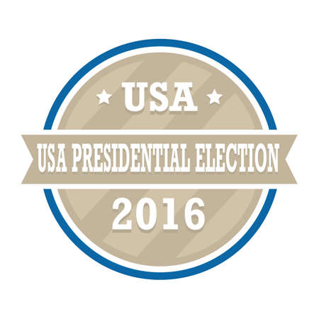 Usa presidential election label