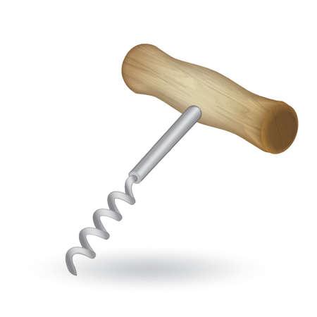 corkscrew 向量圖像