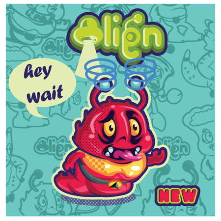 alien character design