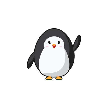 penguin Stock Illustratie