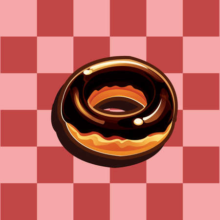 도넛 아이콘