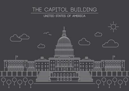 el edificio del capitolio