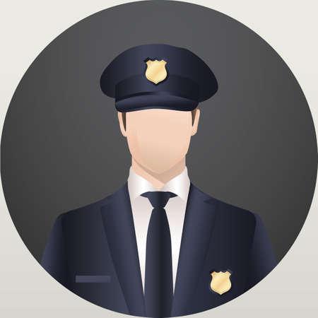 policeman Vectores