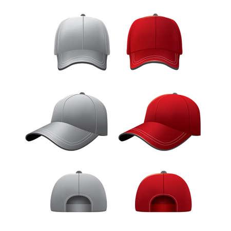 sports cap Illustration