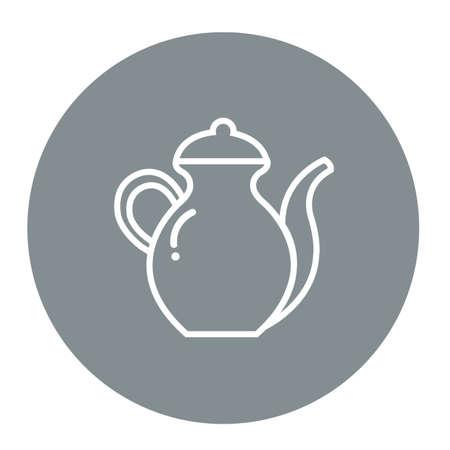 teapot Illusztráció