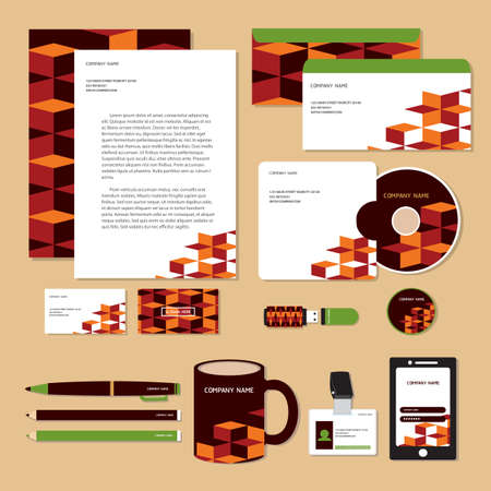 Corporate identity designs Imagens - 81469669