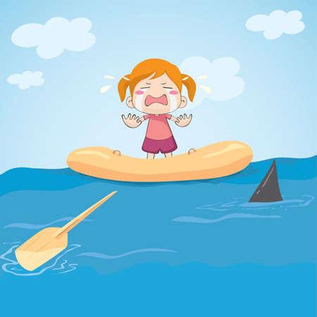 fille qui pleure