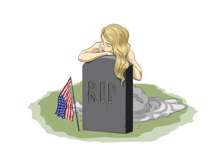 memorial day Imagens - 106674663