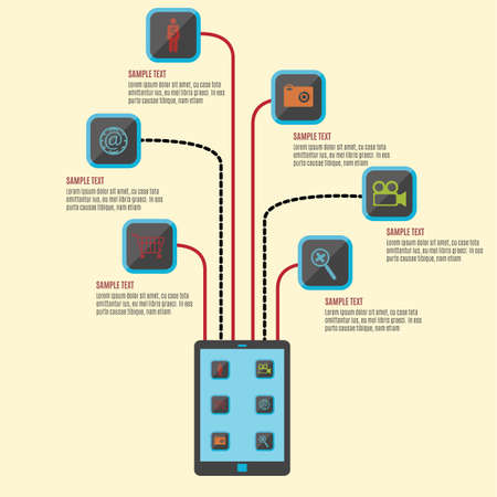 Infographic elements illustration.