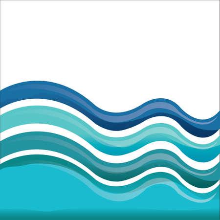 water waves Stock fotó - 81537043
