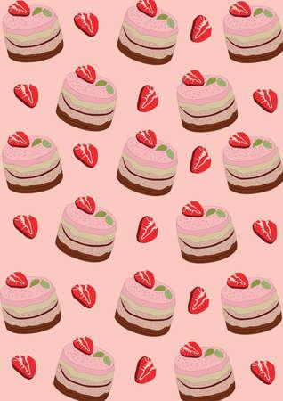 cake background design Фото со стока - 81419626