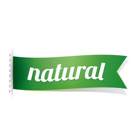Produit naturel labe Banque d'images - 81537041