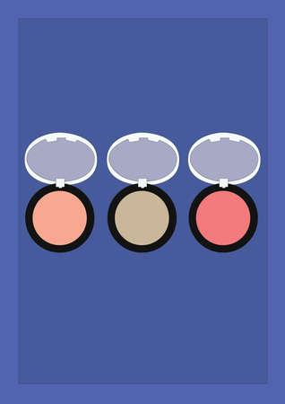 eye shadows Banco de Imagens - 106674858