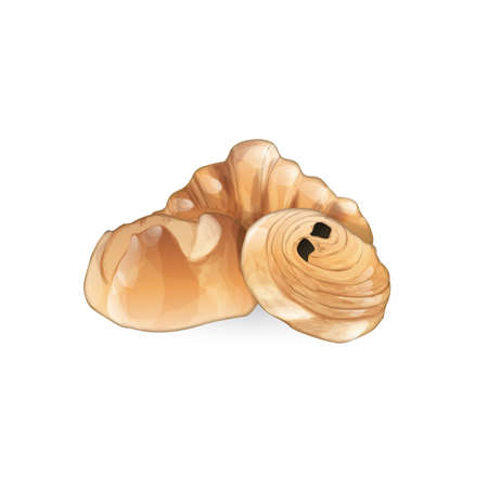 croissant and buns