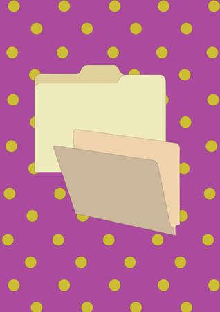 folder Ilustração