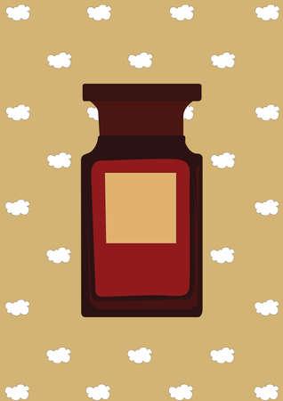 香水瓶 写真素材 - 81419678