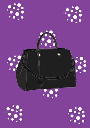 handbag Stock fotó - 81419726